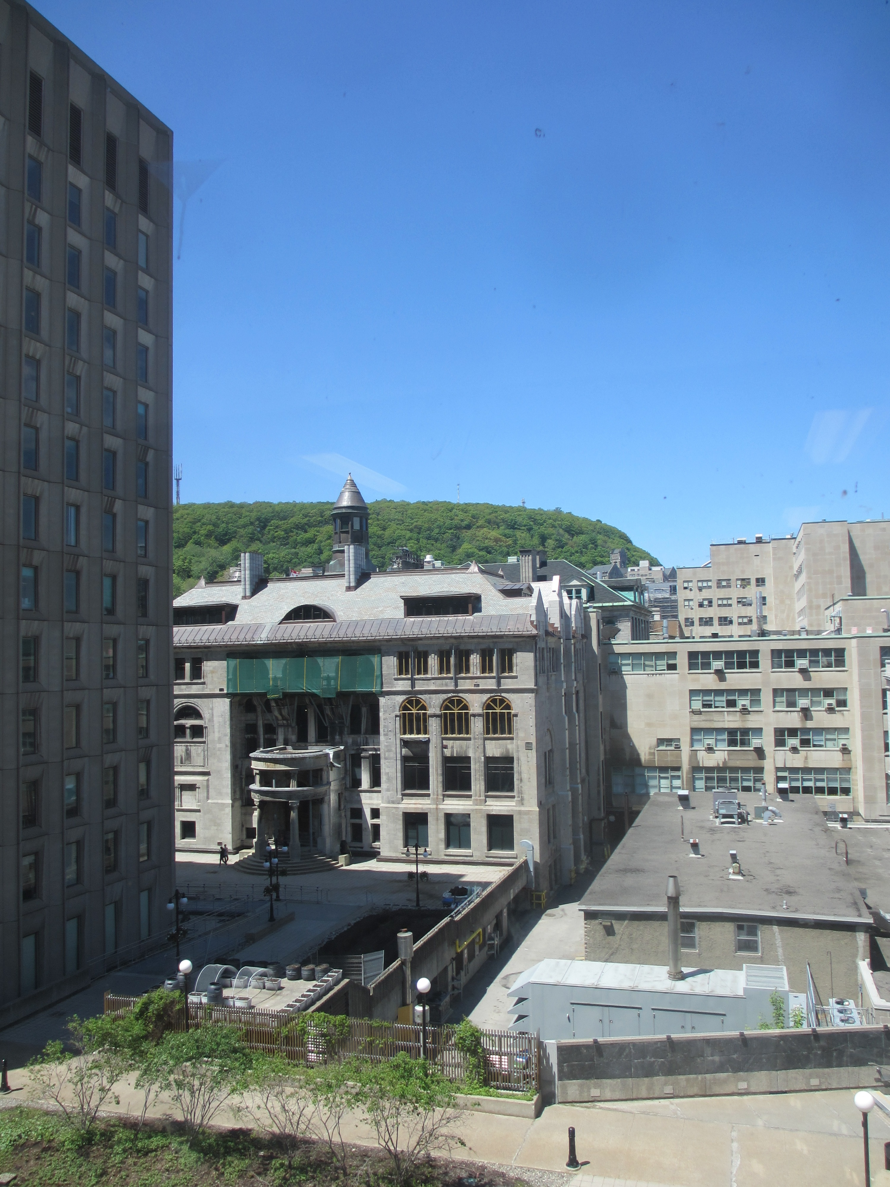Discussion and Seminar at the McGill University